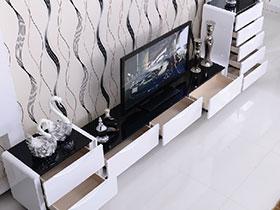 电视柜&茶几设计图 客厅必备配件