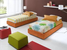 溫馨臥室裝修效果圖 色彩決定一切