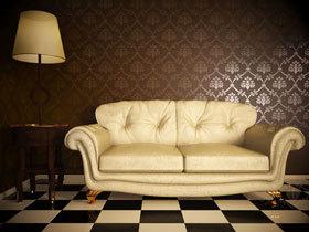 米色沙发 游离于小清新和大气稳重之间的时尚