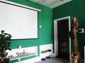 绿色小清新 15款小清新鞋柜