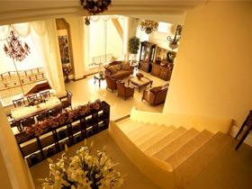 自然舒適 15個田園風格樓梯