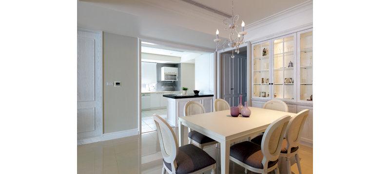 恒大绿洲 现代简约装修效果图,室内设计效果图 齐家装修网高清图片
