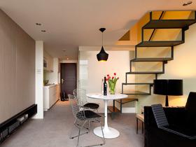 樓梯下好用餐 15個樓梯間的巧妙設計