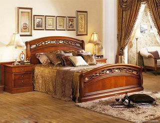 欧式风格大气卧室效果图