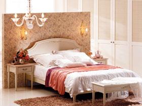 14款欧式床 装扮高大上的卧室