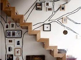 14款个性复式楼梯 成就家的一大亮点
