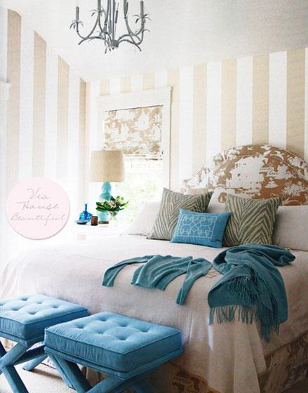 北欧风格简洁卧室装修效果图