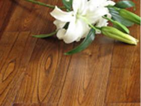 金刚柚木仿古实木复合地板