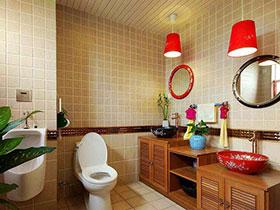田园风来袭 欣赏22款卫浴间灯具