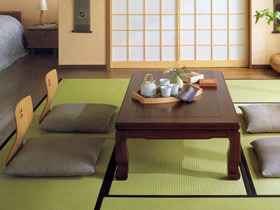 自然环保蔺草编织 13款绿色榻榻米
