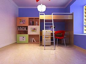 """给玩具找个""""家"""" 17种儿童房收纳设计"""