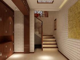 独爱中式稳重大气 17款中式风格楼梯