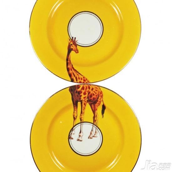 餐盘里的动物世界 14款动物复古风餐盘推荐(全文)