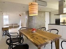 23款實木餐桌圖片 帶你回歸大自然