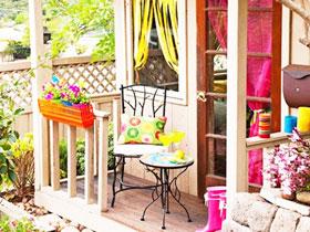 花园也有好色彩 14款花园效果图