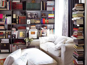 13款立式书柜图片 节省空间新方案