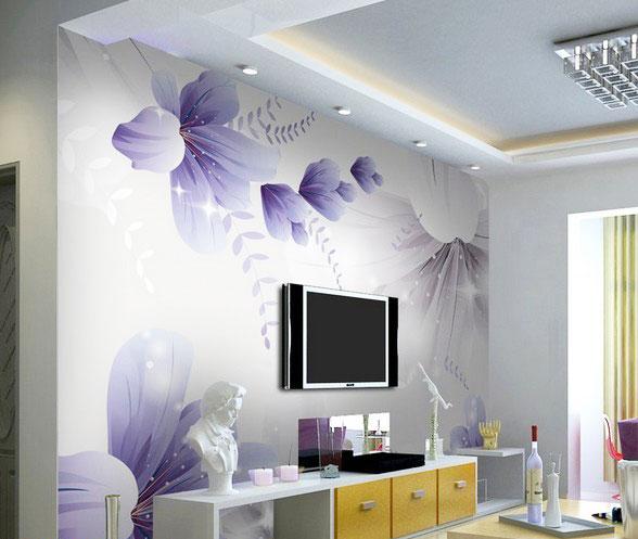 大气电视背景墙装修效果图