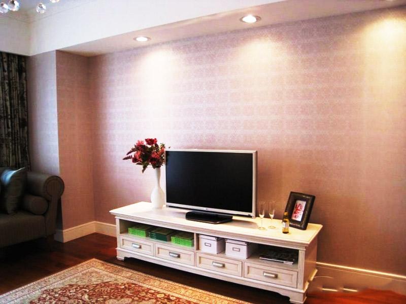 宜家风格简洁电视柜效果图