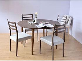 中式簡約風 16張中式餐桌設計效果圖