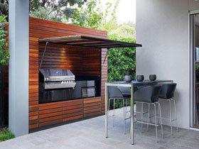 厨房搬进花园 16款个性花园设计图