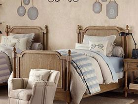 23張實木美式床圖片 帶你回味經典