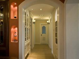美式走廊设计 16图温馨推荐