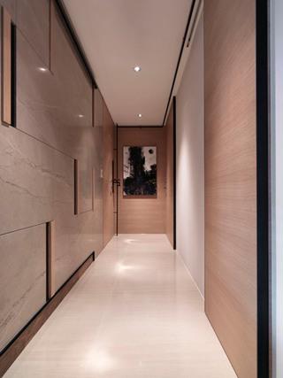 现代简约风格时尚走廊设计