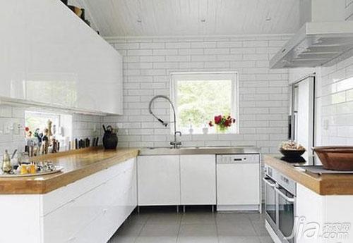 厨房瓷砖贴图欣赏 瓷砖效果图
