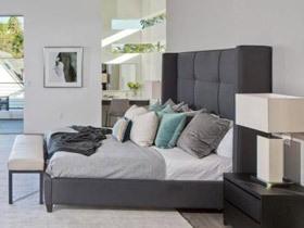 我的背靠式沙发 18个简约床头软包设计