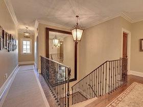 走廊的万种风情 16款美式走廊装修设计