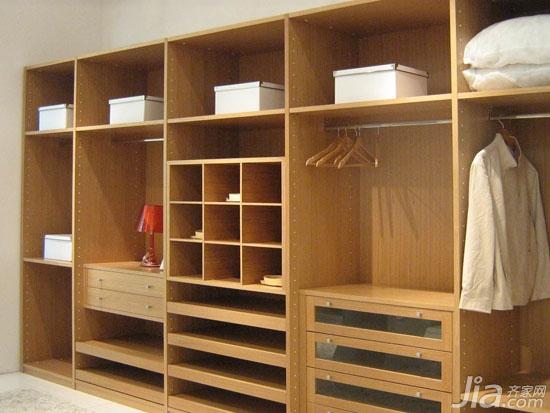 衣橱内部结构设计图(一)-衣柜内部结构如何设计 衣柜结构效果图