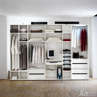 衣柜内部结构如何设计 衣柜结构效果图
