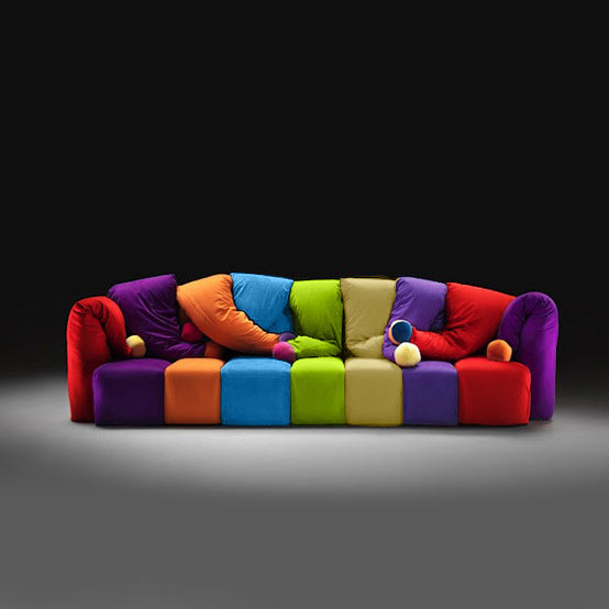 简约风格时尚沙发效果图