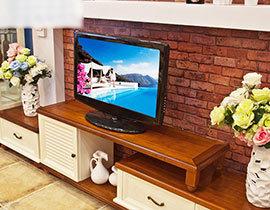 电视柜也有风格 16款地中海电视柜图片