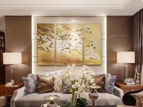 提升房间美感 17款中式装饰画效果图