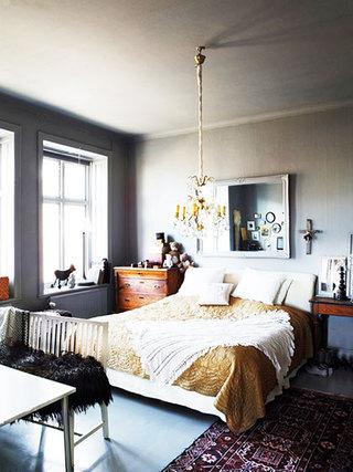 温馨卧室设计