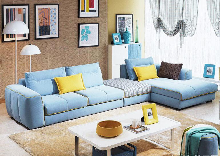 简约风格实用沙发效果图