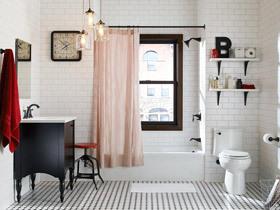 淡雅朴实的美 17款小清新卫浴挂件图