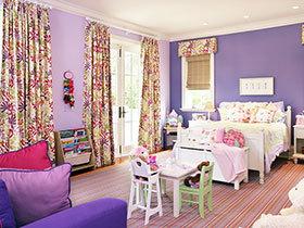 遮阳最强方案 15款卧室窗帘图片
