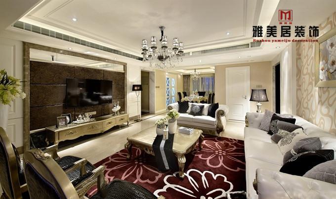 金色森林装修效果图,室内设计效果图-齐家装修网