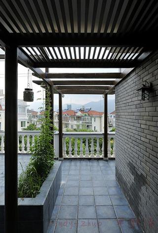 中式风格别墅稳重设计图