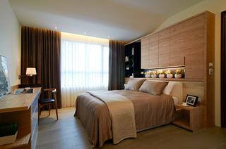 新中式三居室装修 很有品味的设计4/5