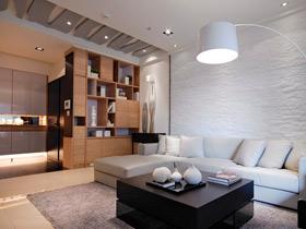 新中式三居室装修 很有品味的设计