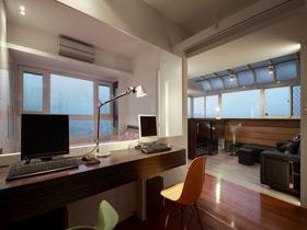 低調時尚 66㎡精致冷色調一房設計