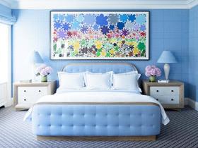 让家多点田园气息 20款花卉装饰画设计