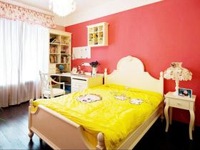 兼具学习功能 17款带书房儿童床设计