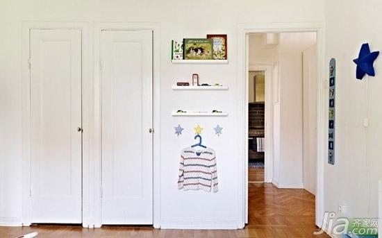 5款入墙式儿童衣柜推荐