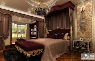 奢华欧式室内装修效果图装修图片