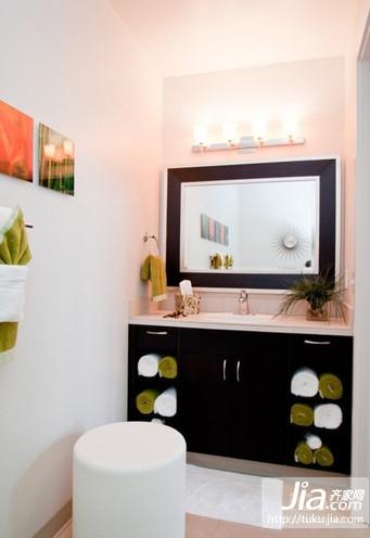 现代客厅颜色装饰搭配效果图装修图片