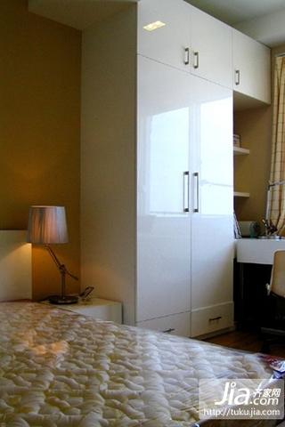 西山御园中式古典三居室装修效果图